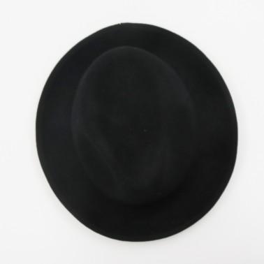 Porkpie noir Lior