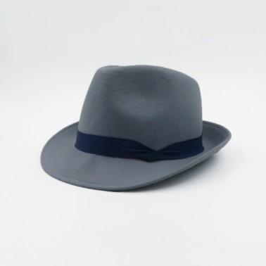 trilby bleu crépuscule