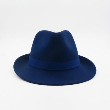 trilby bleu royal