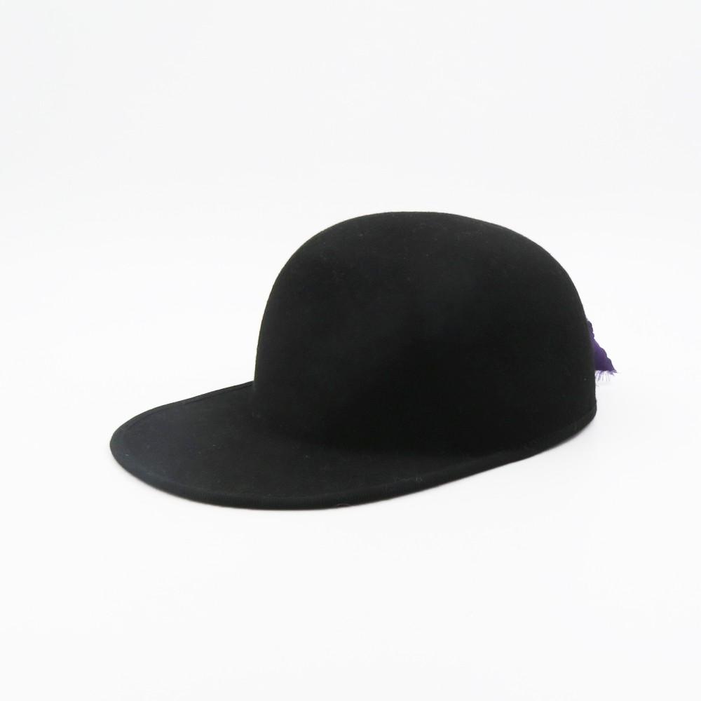 Casquette noire Leny