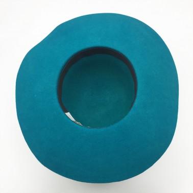capeline turquoise chapeaux français
