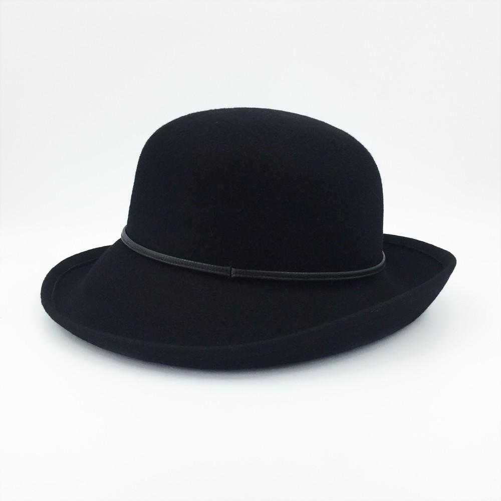 Cloche bord relevé kanopi le chapeau francais