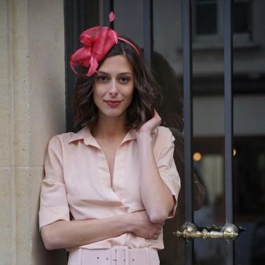 nice chapeau cérémonie femme kanopi