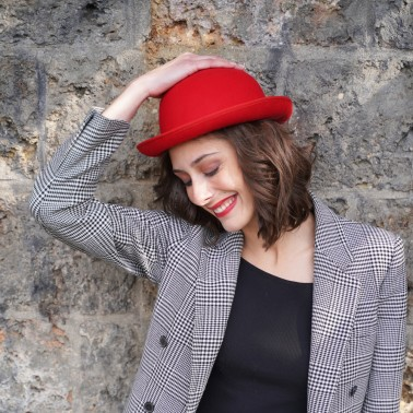 chapeau melon kanopi chapeau francais
