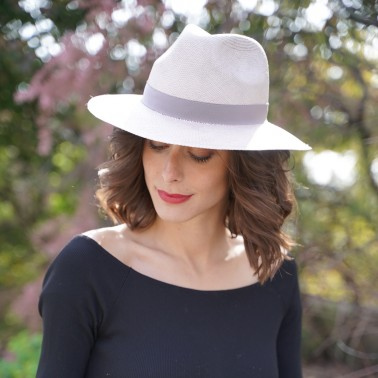 Real Panama for Her kanopi french hat