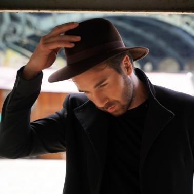 Indiana Homme kanopi chapeau francais