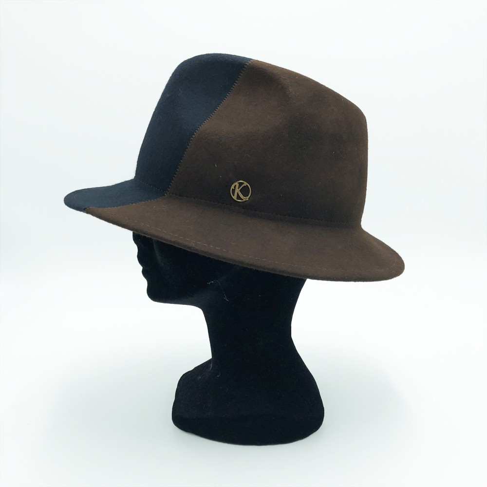 grande sélection la clientèle d'abord bien Petit indiana duo lila, Kanopi le chapeau français depuis 1904
