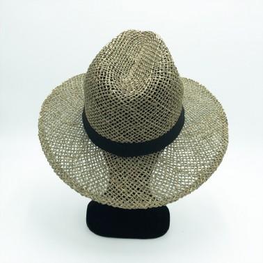 Indiana en paille ficelle kanopi le chapeau français