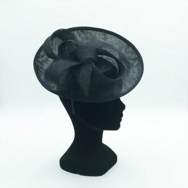 Clara chapeau cérémonie kanopi