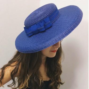 sophie chapeau français kanopi bleu