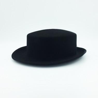 Canotier au bord relevé kanopi chapeau français
