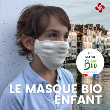 Le Mask Bio - Enfant S - 5 à 8 ans