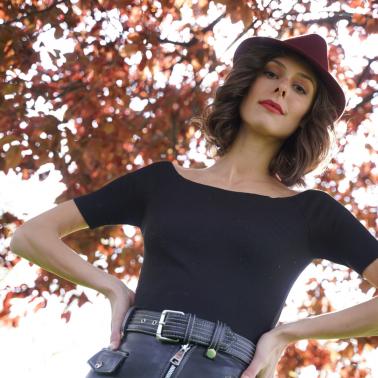 Petit Indiana KANOPI le chapeau français