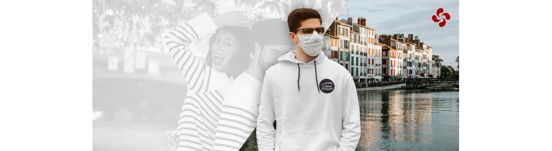 Masques Français par le Béret Français