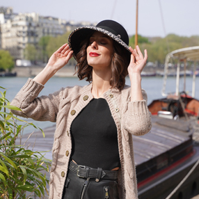 cloche femme made in france