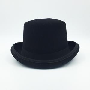 haut de forme noir chapeau